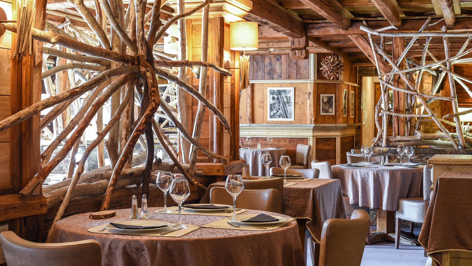 restaurant typique de Savoie à Méribel