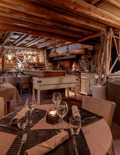 restaurant montagnard méribel