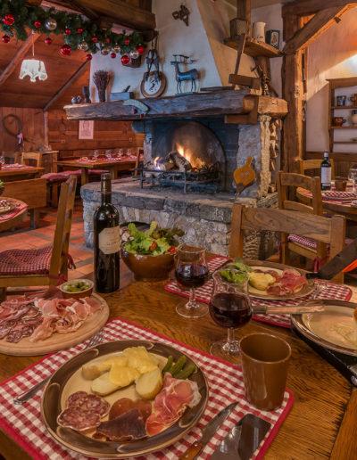 Restaurant de raclette