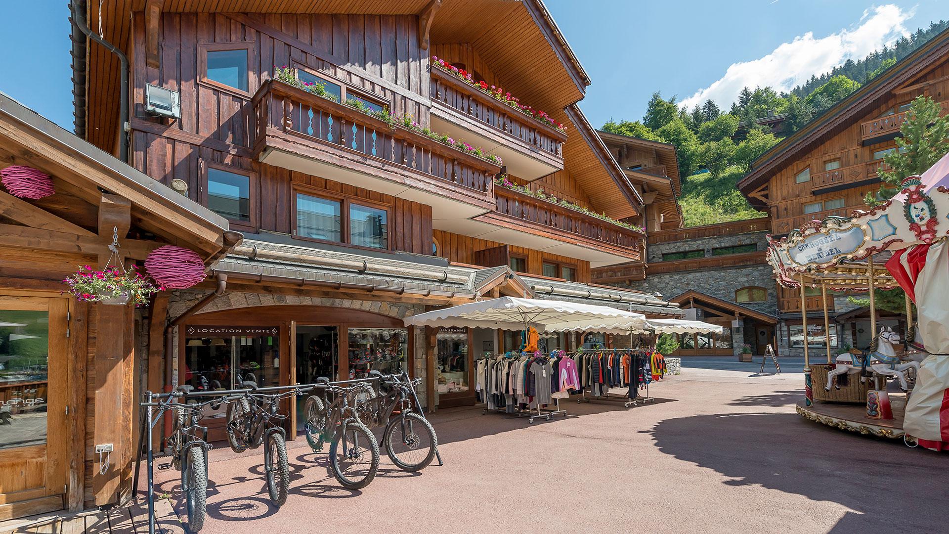 ski shop vacances ski Savoie